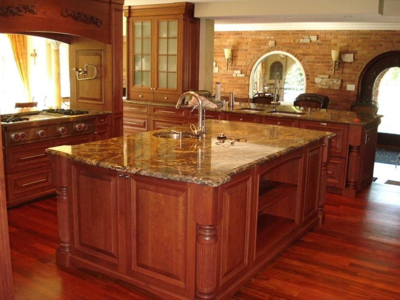 Granite Counter Top Image