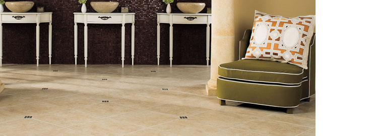 floorcraft tile living room hall